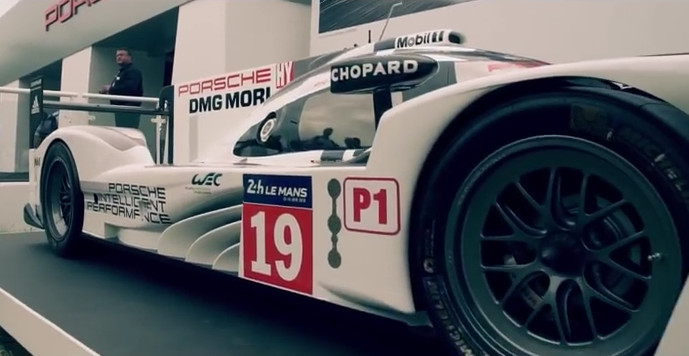 The Le Mans-winning Porsche 919 Hybrid comes to Goodwood