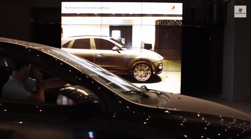 Macan Magic Mirror