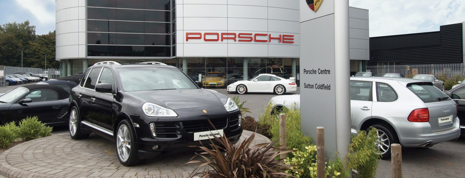 Porsche Centre Sutton Coldfield