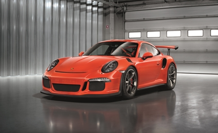 The new 911 GT3 RS